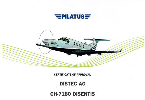 Qualitätsaudit Pilatus Aircraft Ltd