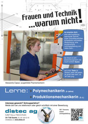 polymechanikerin lehre distec surselva